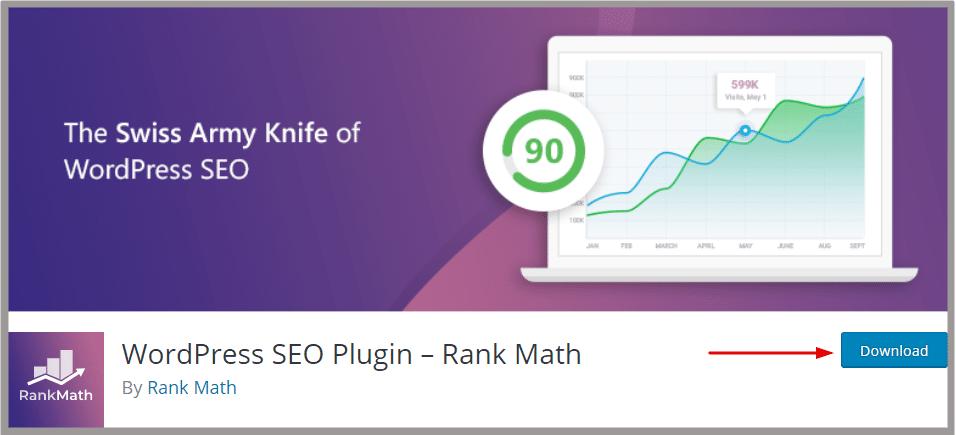 Best wordpress important plugins for business website, Important plugins for every website owner, RanMath seo Plugin
