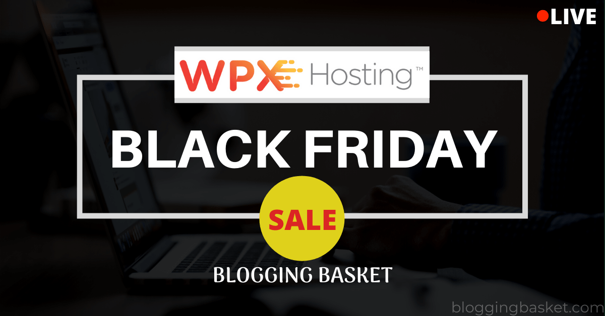 WPX Hosting Black Friday Deals