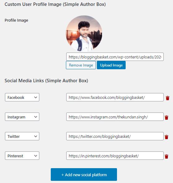 Add Author Box In GeneratePress Free Theme