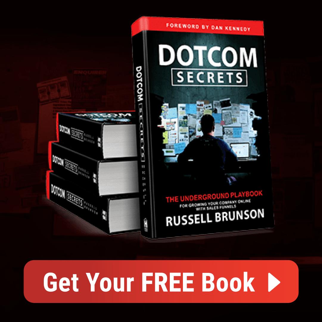 Dotcom secrets book of Clickfunnel